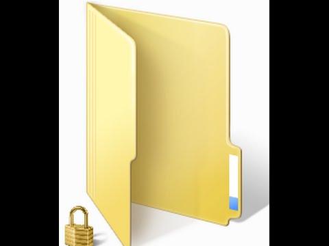 Windows 7 - Убираем замок с папки