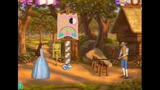 Поиски королевской короны Принцесса и нищенка Барби - Прохождение уровня