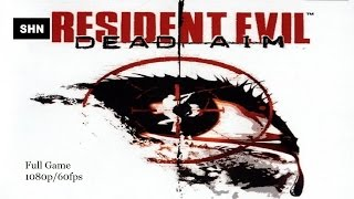 Resident Evil: Dead Aim (PS2) Walkthrough Gameplay No Commentary