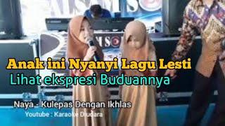 Viral Lesti Junior, suara mirip Lesti| Lesti Kulepas Dengan Ikhlas Cover Naya