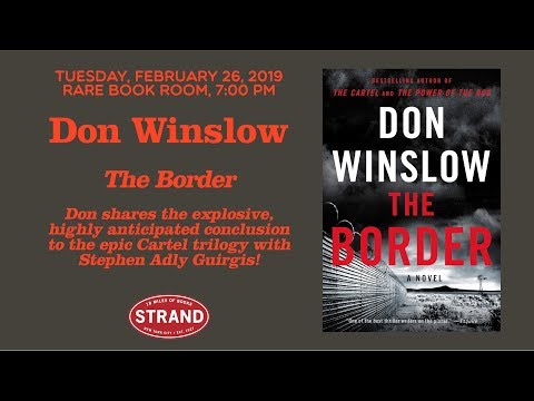 Don Winslow | The Border