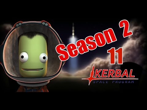 Repeat KSP 1 6 Let's Play in 2019 part 012: Design A Mun Lander And