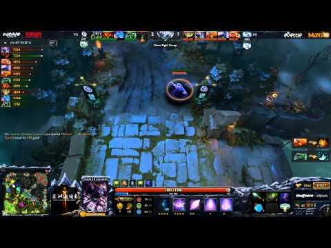 VG vs EG - DAC 2015 - Grand Finals - G1