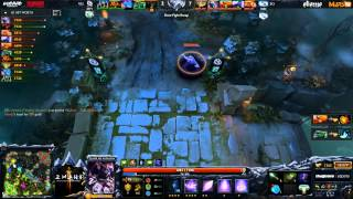 EG vs Vici Gaming - Game 1 (Dota 2 Asia Championships) - SUNSfan & syndereN