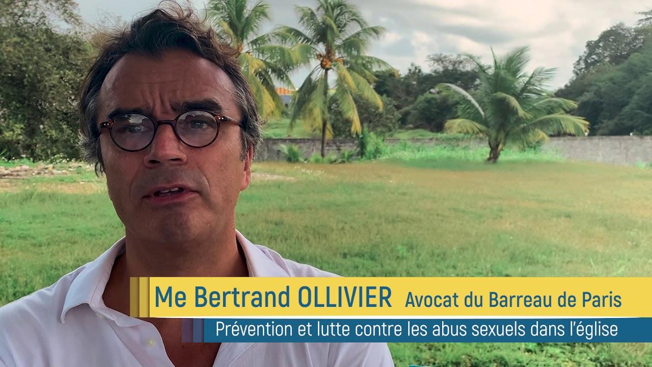 Reportage ETV - Prévention et lutte contre les abus sexuels dans l'église