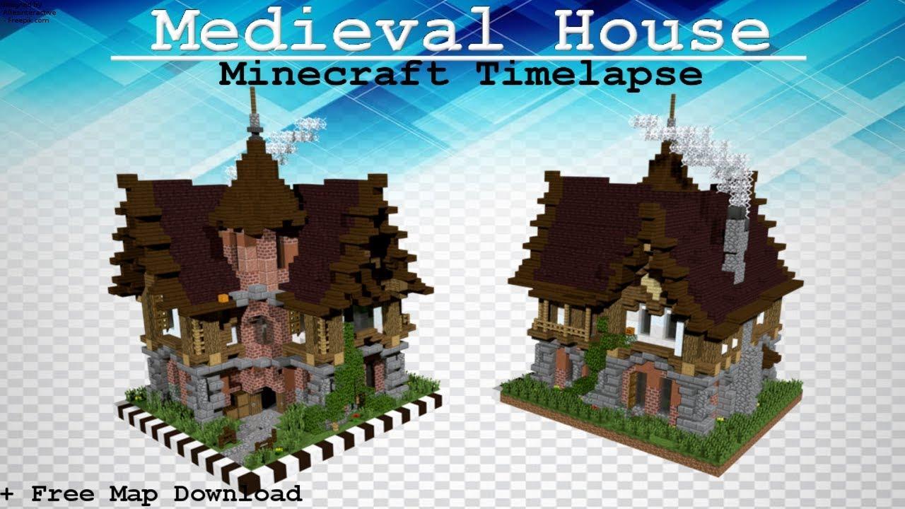 Mediveal Minecraft House