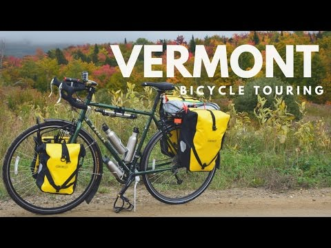 Bicycle Touring: Vermont
