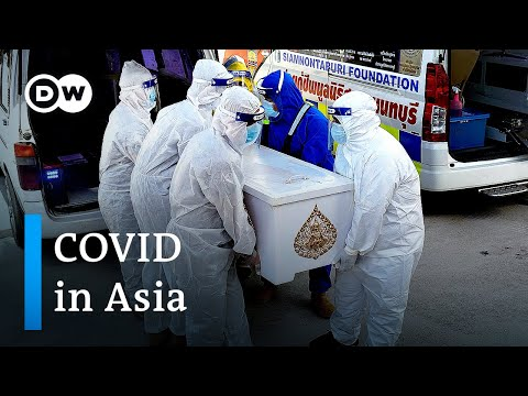 COVID surges across Asia: How are countries coping? | DW News