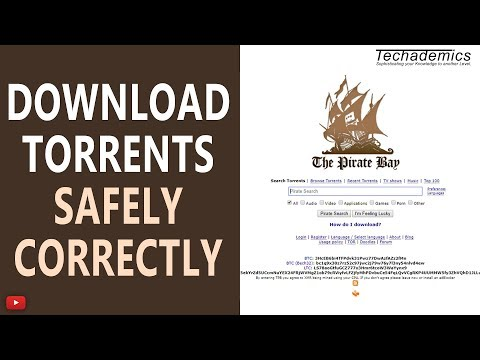 How To Download Torrents Safely Without Getting Caught