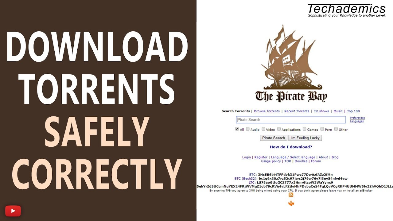 how to download bittorrent without getting caught