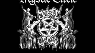 mystic circle - spirits in black