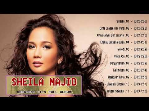 sheila majid  Top Song Greatest || Lagu Penuh Lagu Malaysia (Lyric)