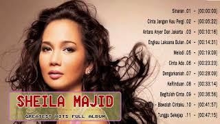 sheila majid  Top Song Greatest    Lagu Penuh Lagu Malaysia (Lyric)