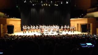 Hallelujah- SFU Pipe Band - Glasgow 2015