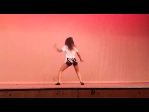 Jahzmin Crazy In Love Beyonce solo dance