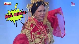 Việt Hương đóng giả làm Cám - Chipu quyến rũ Hoàng thượng đuông dừa Trấn Thành tại Người Bí Ẩn