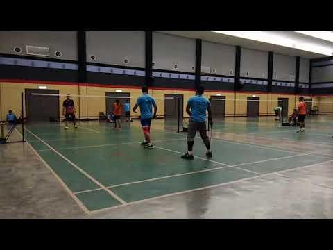 Badminton Friendly Match SUBC Vs FBT KERAMAT