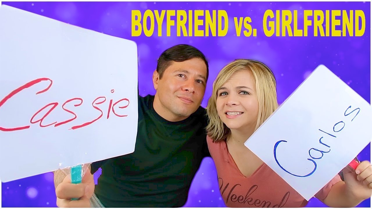Dating vs boyfriend and girlfriend