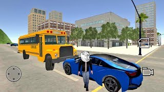 Real City Car Driver - Car Game Android gameplay [Kids Games]
