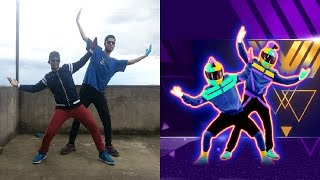 Скачать Just Dance 2017 Radical Alt Dyro Dannic Helmet Version 5 Stars