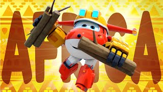[Superwings s3 country episodes] Africa