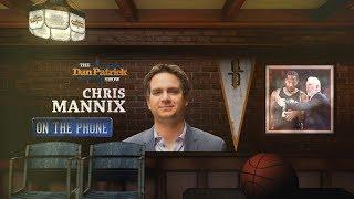Yahoo Sports' Chris Mannix Talks NBA Draft, Free Agency w/Dan Patrick | Full Interview | 6/21/18