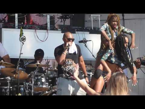 Sean Paul - Cheap Thrills/Baby Boy/Bailando/Shape of You (Live @ BeachClub)