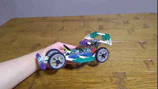 Making a K'nex Racing Car