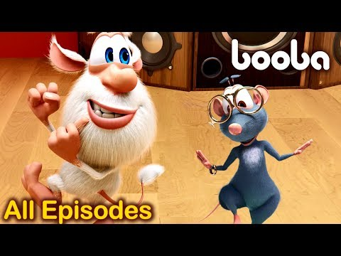 Booba all episodes   Compilation 47 funny cartoons for kids KEDOO ToonsTV