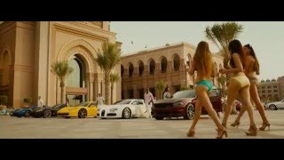 Repeat youtube video Hush - Fired Up feat. The Crew Furious 7 (Music Video) [1080p HD]