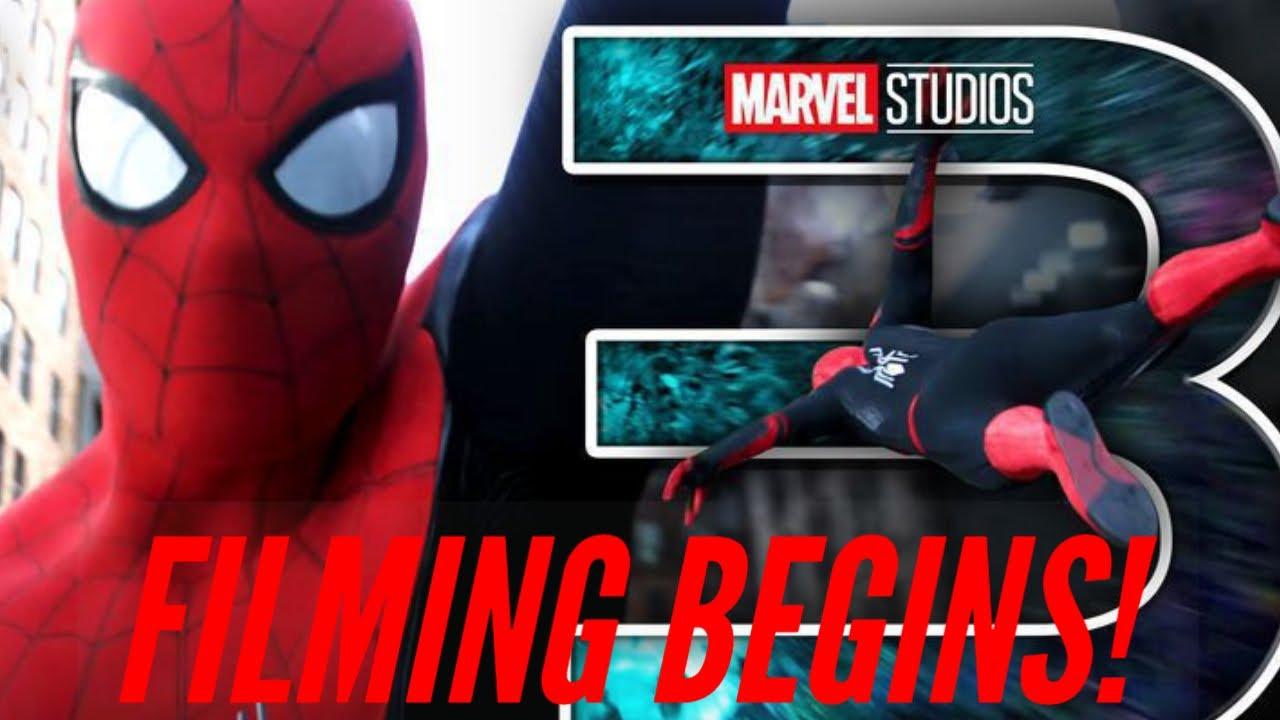 Spider-Man 3 Set Photo Reveals Filming Has Begun in NYC