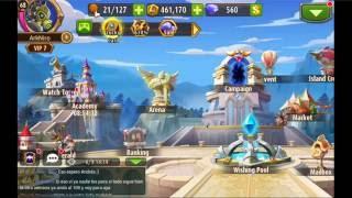 Magic Rush Heroes - Time fisico e Chaves Parte 1