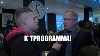 K*t-trainer Spakenburg gaat van Ajax winnen