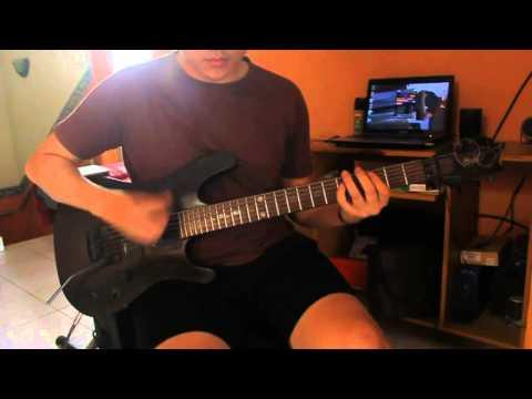 Endank Soekamti - Asu Tenan (guitar cover)