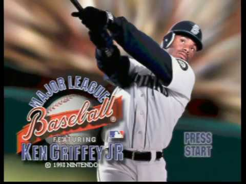 Major League Baseball Featuring Ken Griffey Jr. - Father & Child Play