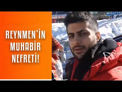 Reynmen, Uludağ'da Da Kavga Etti !