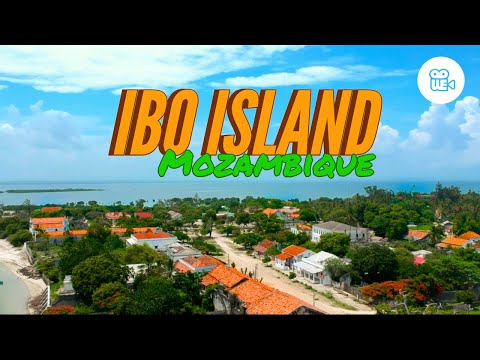 IBO ISLAND - exclusively by drone (Mozambique, Quirimbas Archipelago) 🌴 2018