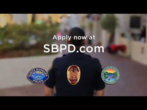 Santa Barbara Police Recruitment Video - 15
