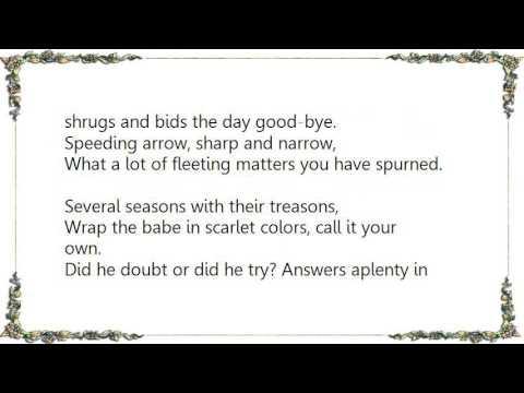 Grateful Dead - Saint Stephen Lyrics