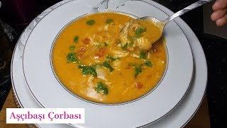 Aşçıbaşı Çorbası Tarifi - Naciye Kesici - Yemek Tarifleri