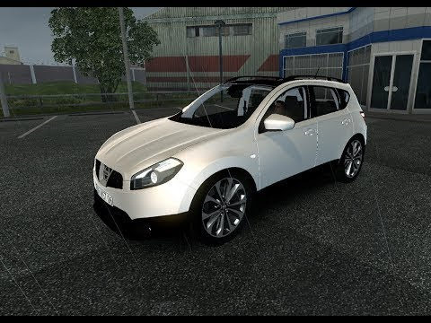 Nissan Qashqai 2010 Euro Truck Simulator 2 V1 28 Car Mod Youtube