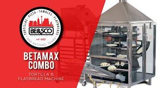 BE&SCO Betamax Flour Tortilla Machine