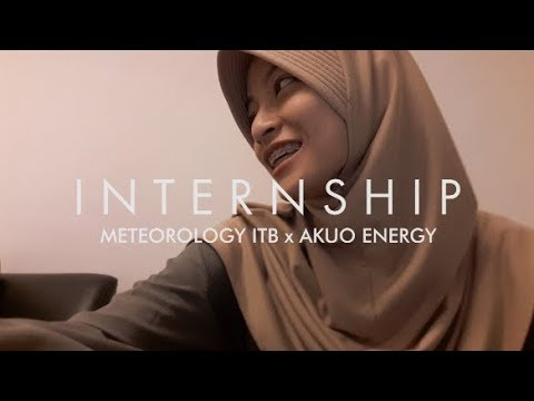 Kuliah di Meteorologi ITB: Magang & Renewable Energy