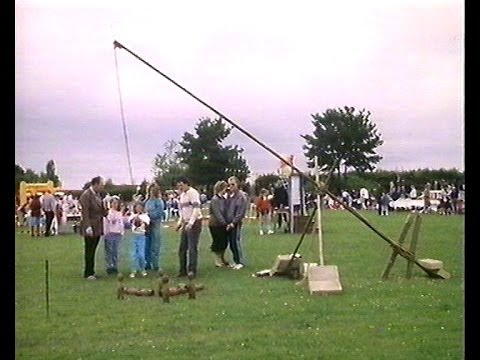 Great Milton Church fete [circa 1989]