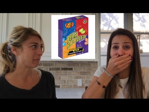 BEAN BOOZLED CHALLENGE feat. Comedian Betsy Cox