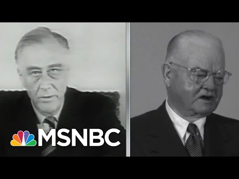 As Acrimonious Presidential Transitions Go, 2020 Has Competition From History | Rachel Maddow