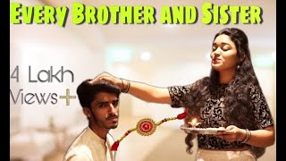 Every Brother And Sister   Raksha Bandhan Special   Ft.Nautanki