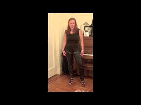 Heidi Skok Sings The National Anthem Pop/Jazz Style