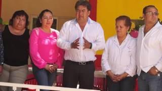 Reforestan en el Municipio de El Parral