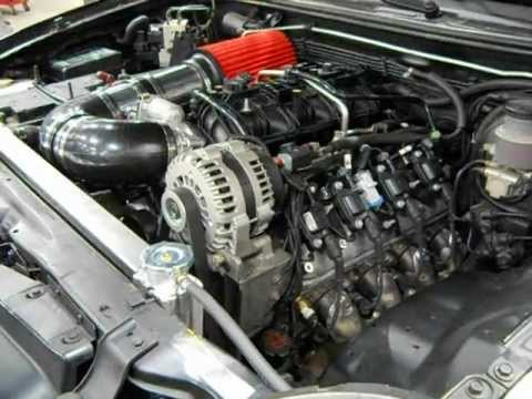 1999 Isuzu Vehicross W 53l Engine Swap Youtube